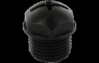 Verschlussschraube M12 Kunststoff, VE10 58627