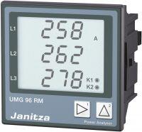 Janitza UMG 96RM-E Multifunktionaler 52.22.062