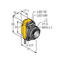 QS18VN6FF50 W/30 3072092