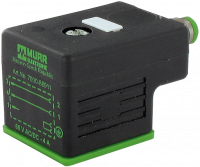Adapter M8 St. hinten auf MSUD Ventilst. BF A 18mm 7000-88913-0000000