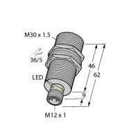 Induktiver Sensor mit IO-Link