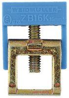 Weidmüller ZB 16K GE/GN Zugb. f.Sammel- 502860000