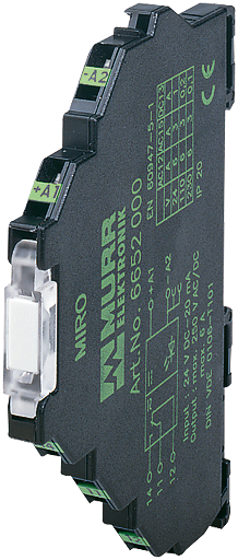 MIRO TR 24VDC FK 2A 5P Optokopplermodul