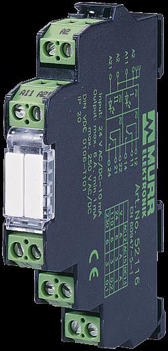MIRO 12,4 24VDC-2U Ausgangsrelais