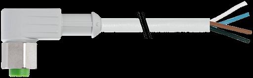 M12 Bu. gew. mit freiem Leitungsende F&B