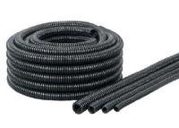 EWT-PP M12/P09 split-flex Kabelschutzschlauch, schwarz, teilbar 83204252