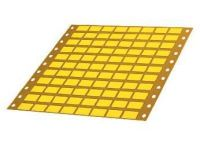 EDG Etiketten 18x9, gelb 86561620