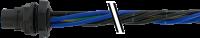 MQ15-X-Power Flanschstecker VM gerade 7000-P8181-P800050