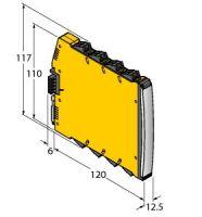 IMX12-DO01-1U-1U-PR/24VDC 7580100