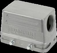 B10 Tüllengehäuse niedrige Bauform IP65 70MH-GTENQ-A02C000