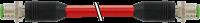 M12 St. 0° / M12 St. 0° geschirmt, Ethernet 7000-44511-7920150