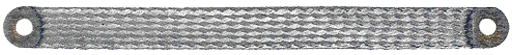 Masseband 35mm² 200mm für M6