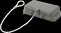 B10 Schutzkappe (Kunststoff/Querverriegelung) 70MH-ZSEKQ-A000000