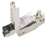 Ind. Ethernet FC RJ45 Plug 180 RJ45 Steckverbinder mit FC Anschl.technik, 18 6GK1901-1BB10-2AA0