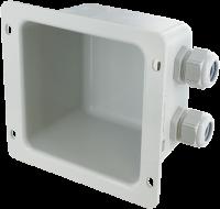 Modlink MSDD Berührschutz 2-fach IP65 4000-68000-9170000