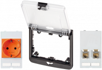 Modlink MSDD-Set: Einbaurahmen 4000-68522-0000003, 4000-68522-0141203