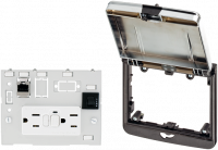 Modlink MSDD-Set: Einbaurahmen 4000-68523-0000001, 4000-68523-4110001