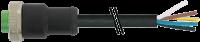 7/8'' (Mini) Bu. 0° freies Ltg.-ende 7700-A5021-UMD0500