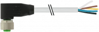 M12 Bu. gew. mit freiem Leitungsende 7000-19061-3010500