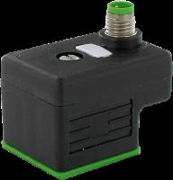 Adapter M8 St. oben auf MSUD Ventilst. BF A 18mm 7000-88901-0000000
