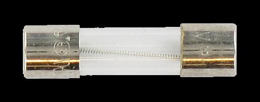 F 5x20mm 4A T 400VDC/500VAC 17mOhm 125°C