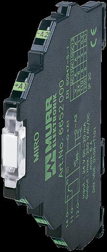 MIRO 6.2 24VDC-250VAC/1A Optokopplermodul