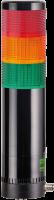 Signalsäule Modlight70 bestückt mit LED-Modulen 4000-75712-5310000