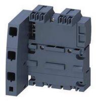 3Ph.-Sammelschiene mit Einspeisung links für 2 Leistungsschalter S00/S0 3RV2917-1A