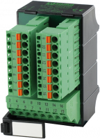 LUGS 16 Übergabebaustein 250V/8 A 6654101
