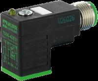 Adapter M12 St hinten auf MSUD Ventilst. BF C 8mm 7000-42831-0000000