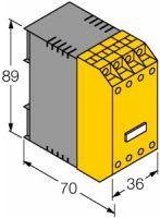 MK91-121-R/24VDC 7545087