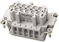 Walther 710110 Buchseneinsatz B10 710110