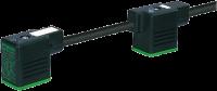 MSUD Doppelventilst. BF BI 11mm m. Anschl.-ltg. 7000-58141-6270300