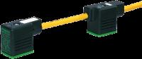 MSUD Doppelventilst. BF B 10mm m. Anschl.-ltg. 7000-58221-0170150