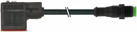 M12 Lite St. 0° / MSUD Ventilst. BF A 18 mm 7005-40881-6360500
