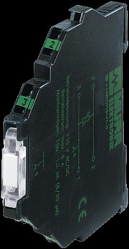 MIRO 6,2 24VDC 250VAC/DC-1A Optokopplermodul