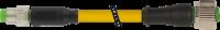 M8 St. ger. auf Bu. M12 ger. 4pol. 7000-88251-0210300