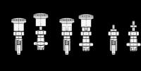 EDELSTAHL-RASTBOLZEN MIT KONTERMUTTER 817-10-12-BK-NI