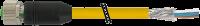 M12 Bu ger. 6pol,mit freiem Ltg-ende,Cube67-Safety 7000-15101-1382000