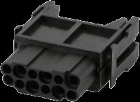 Buchsenmodul, 12-polig, Crimp 70MH-MAC1C-0120801
