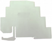 MIRO steckbar Isolierplatte grau 3000-90000-0300030