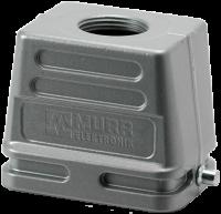B6 Tüllengehäuse hohe Bauform IP65 70MH-GTDHL-A01C000