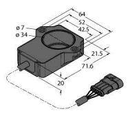 RI240P1-QR20-LU4X2-0.24-AMP01-3P 100000200