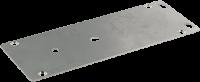 V2A-Bodenplatte MVP Metall 8-fach 996066