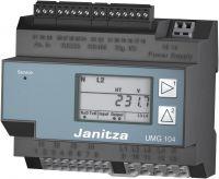 Janitza UMG 104 95-240VAC 135-340VDC 52.20.201