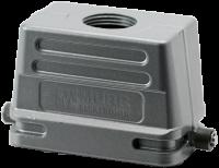 B10 Tüllengehäuse niedrige Bauform IP65 70MH-GTENL-A01B000