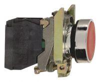 Schneider XB4BA42 Drucktaster 1Ö flach XB4BA42