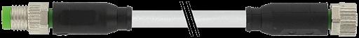 M8 St. 0° / M8 Bu. 0°