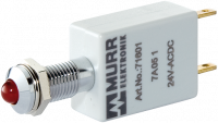LED-Anzeige 230V AC/DC rot 71609