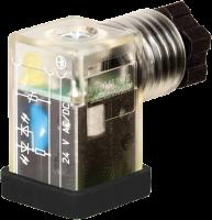 SVS Eco LED Ventilst. BF C 8mm LED+VDR 24V 7000-30105-0000000